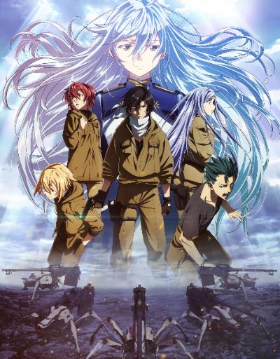 86 EIGHTY-SIX Anime of the Year