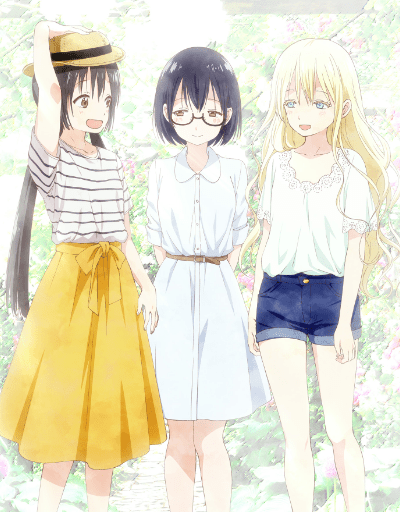 Asobi Asobase -workshop of fun- Comedy Anime of the Year