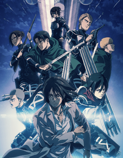Attack on Titan: Final Season Favorite Action or Adventure