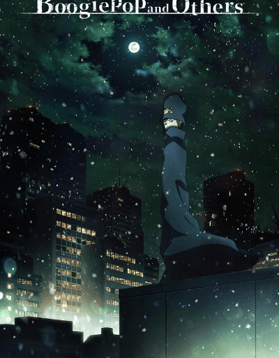 Boogiepop and Others Best in Animation Effects and Sequences
