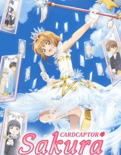 Cardcaptor Sakura: Clear-Card Arc