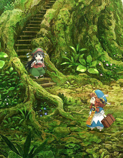 Hakumei and Mikochi Best in Sceneries and Visuals