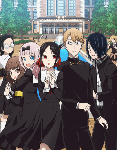 Kaguya-sama: Love is War S2 Favorite Comedy