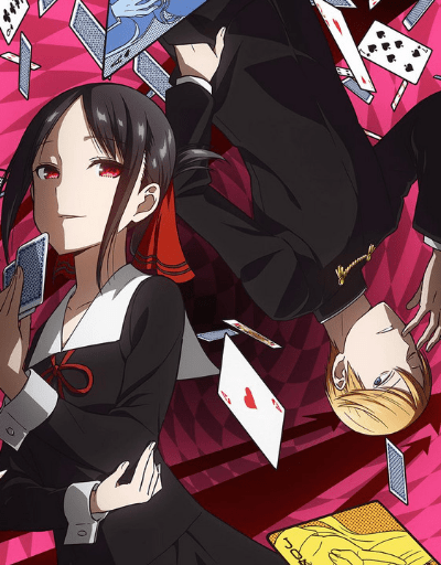 Kaguya-sama: Love is War Anime of the Year