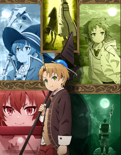 Mushoku Tensei: Jobless Reincarnation Fantasy or Magical Anime of the Year