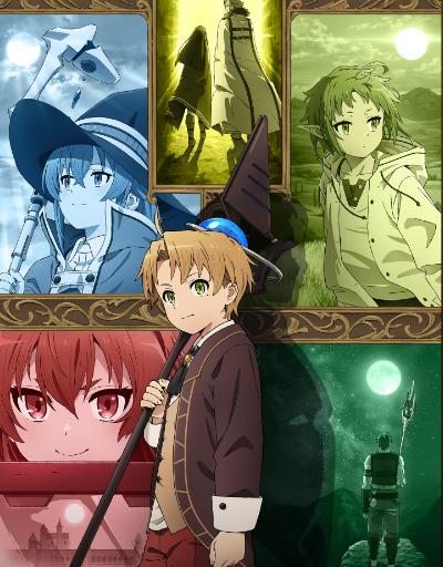 Mushoku Tensei: Jobless Reincarnation Anime of the Year