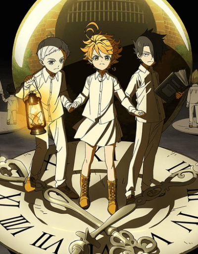 The Promised Neverland Anime of the Year