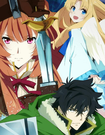 The Rising of the Shield Hero Anime of the Year