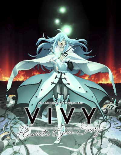 Vivy: Fluorite Eye's Song Best in Animation