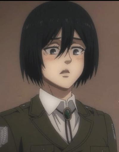 ACKERMAN, Mikasa Girl of the Year