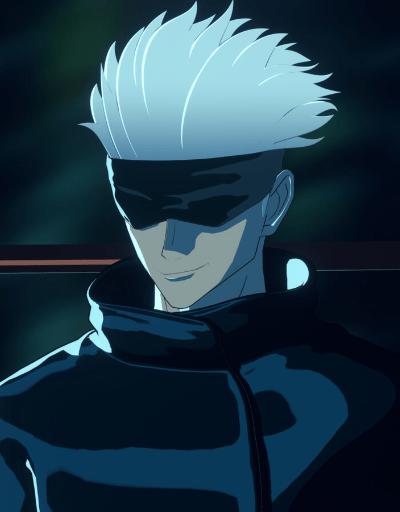 Gojou Satoru Favorite Male Character