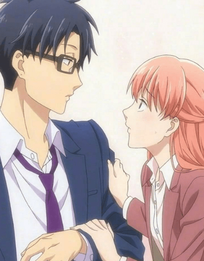 Hirotaka x Narumi Couple Ship of the Year
