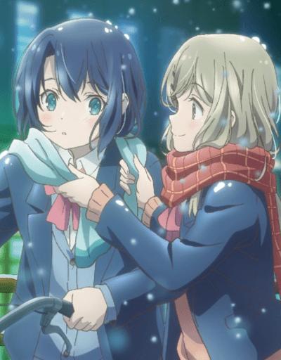 Hougetsu x Sakura Favorite Couple Ship