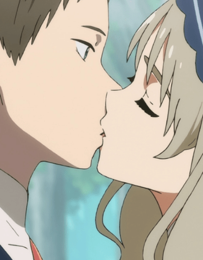Mitsuru x Kokoro Couple Ship of the Year