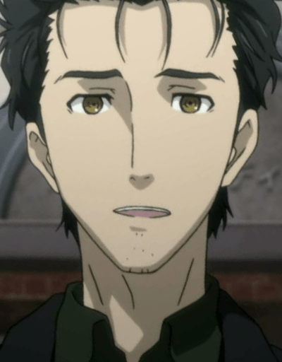 OKABE, Rintarou Man of the Year