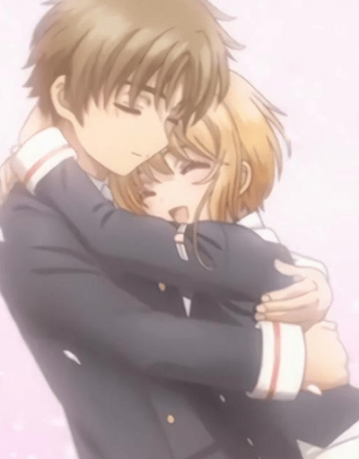 Syaoran x Sakura Couple Ship of the Year