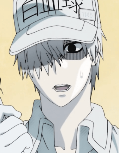 WHITE BLOOD CELL Man of the Year