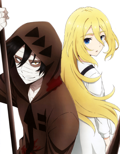Zack x Rachel