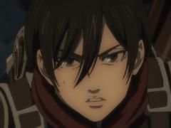 ACKERMAN, Mikasa