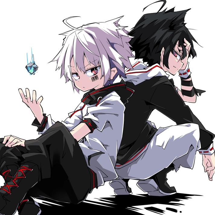 Sacrifice - mafumafu