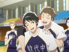 2.43 Seiin High School Boys Volleyball Club