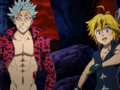 The Seven Deadly Sins: Dragon's Judgement