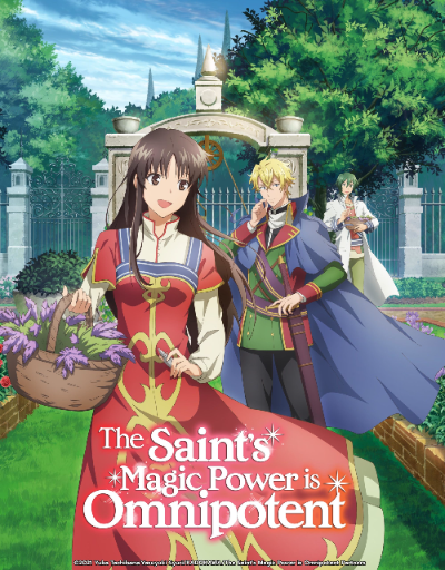 The Saint's Magic Power is Omnipotent Fantasy or Magical Anime of the Year
