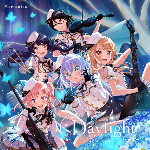 Daylight - Morfonica, Amane Shido, Hina Suguta, Yuka Nishio, mika, Ayasa