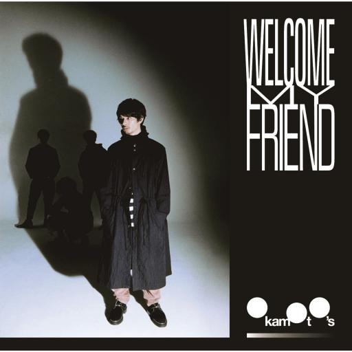 Welcome My Friend - OKAMOTO