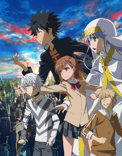 A Certain Magical Index III Supernatural Anime of the Year