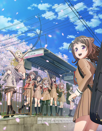 BanG Dream! 2nd Season Music Anime of the Year