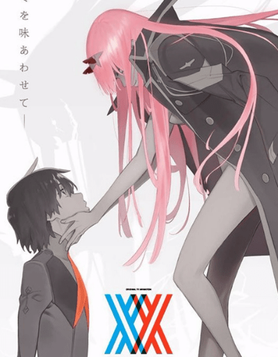Darling in the FranXX Best in Animation Effects and Sequences