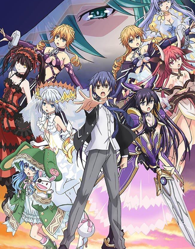 Date A Live III Mecha or SciFi Anime of the Year