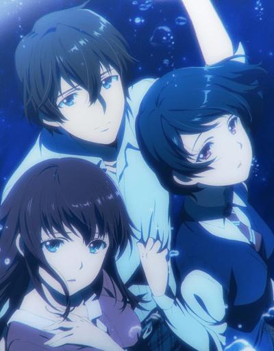 Domestic Girlfriend Drama Anime of the Year