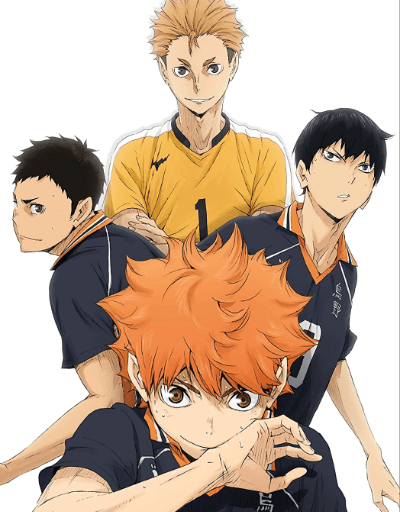 Haikyu!! To the Top Favorite Drama
