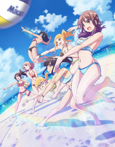 Harukana Receive Sports Anime of the Year