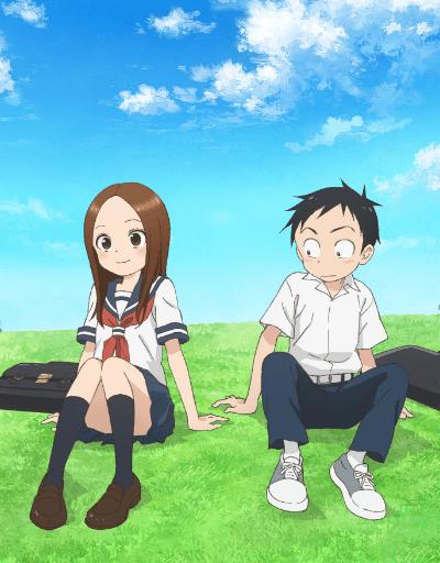 Karakai Jouzo no Takagi-san S2 Favorite Comedy