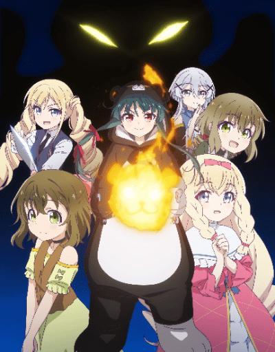 Kuma Kuma Kuma Bear Comedy Anime of the Year