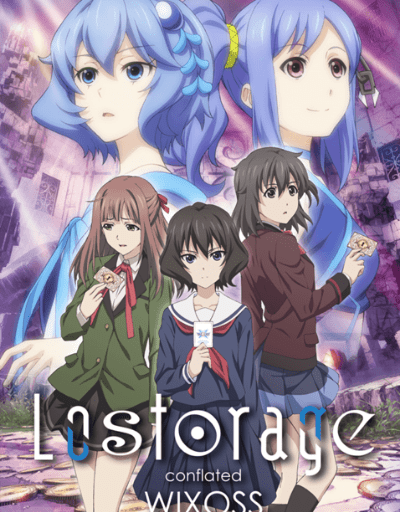 Lostorage conflated WIXOSS Best in Character Design