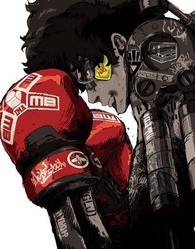 Megalo Box Best in Animation Effects and Sequences