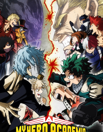 My Hero Academia S3 Best in Adaptation