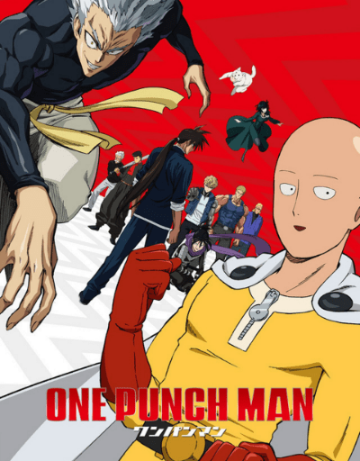 One Punch Man S2 Action or Adventure Anime of the Year