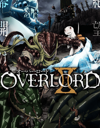 Overlord (2018) Sequel or New Season Anime of the Year