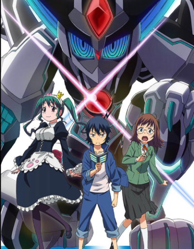 Planet With Mecha or SciFi Anime of the Year