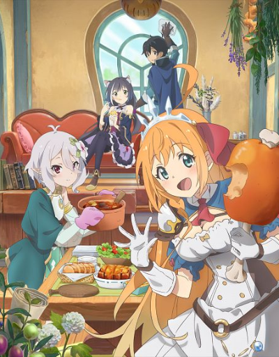 Princess Connect! Re:Dive Slice of Life Anime of the Year