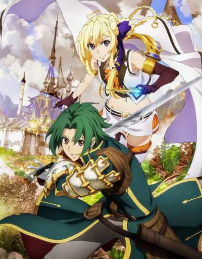 Record of Grancrest War Fantasy or Magical Anime of the Year
