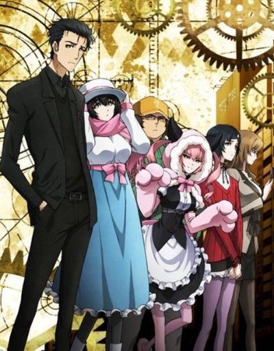 Steins;Gate 0 Drama Anime of the Year