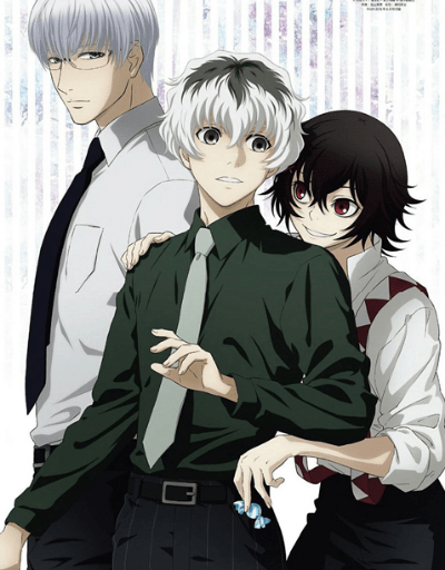 Tokyo Ghoul:re Supernatural Anime of the Year