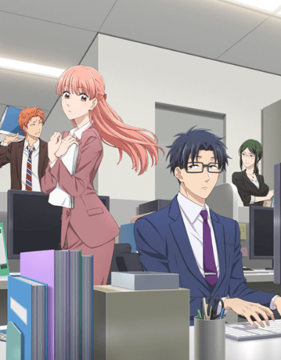Wotakoi: Love is Hard for Otaku Best in Adaptation