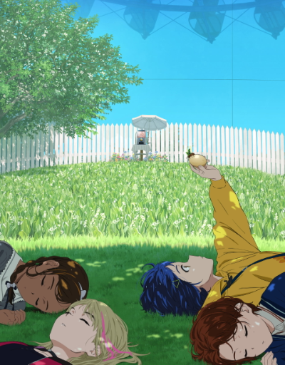 Life is Cider Ending Theme Song of the Year